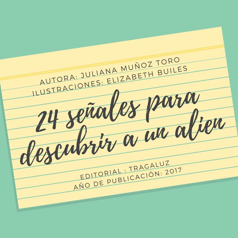 24 señales para descubrir un Alien