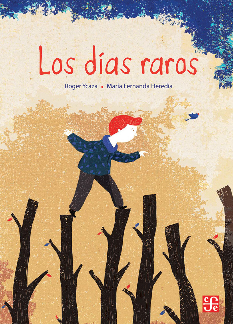 Los días raros de Roger Ycaza y María Fernanda Heredia