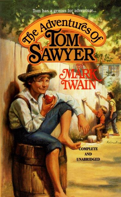 Las Aventuras de Tom Sawyer fue el libro que definió el primer momento lector de María Fernanda Heredia.